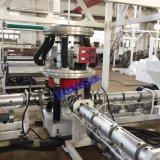 Вращение трех уровней Coextrusion винторезная головка для выдувания пленки машины