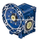 China Nmrv 025-130 Legierungs-Aluminiumendlosschrauben-Getriebe
