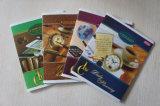 Impression bon marché de cahier d'école de carnet de papier d'élève en vrac A4 A5