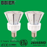 Modifica della parte superiore dell'alberino del sensore IP66 30W 40W 50W 80W LED della cellula fotoelettrica