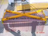 Écarteur mécanique de conteneur avec l'écarteur de levage de conteneur diplômée par OIN