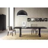 Italien-Entwurfs-hölzerner Hotel-Tisch und Stuhl für das Speisen