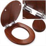 Couvercle d'échelle de siège des toilettes de fin de doux de couverture de siège des toilettes