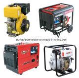 Groupe électrogène Diesel silencieux Yarmax Groupe électrogène portable générateur de puissance moteur Diesel Ce ISO