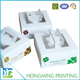 Take Away White Paperboard Food Packaging Box