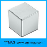 Neodymium NdFeB Silver Cube Magnetic Toy