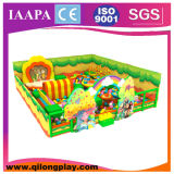 Dschungel-Thema scherzt Abenteuer-Spielplatz-Gerät (QL-17-16)