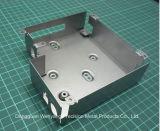 Montaggio di piegamento personalizzato del hardware della lamiera sottile del rivestimento d'acciaio della polvere