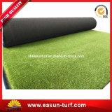ホーム庭の装飾の自然な緑の屋外の擬似草のカーペット