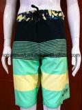Beachwear Swimwear краткости доски 4 дорог Nylon для людей/женщин