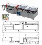 Sellador del polietileno del rectángulo de papel de la velocidad y máquina rápidos del abrigo del encogimiento