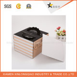 Rectángulo de papel duro de papel fuerte de Kraft de la alta calidad al por mayor de China