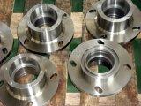 Pièces de usinage de commande numérique par ordinateur de précision d'OEM avec de l'acier, le fer, le cuivre, l'aluminium etc.