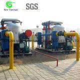 De lage Eenheid van de Dehydratie van het Aardgas van de Post van de Werkdruk CNG Bijtankende