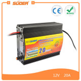 Mode de charge Four-Phase Suoer 20A 12V-1220d'un chargeur de batterie (MA)