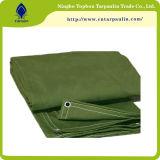 100% tela incatramata di tela di canapa del cotone, panno della tela di canapa del cotone, tela di canapa resistente del cotone