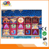 Cinco dragones cincuenta juegos de la máquina tragaperras del aristócrata de los leones para la venta