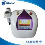 Slimming rápido do corpo da cavitação e máquina de dissolução gorda RF mini