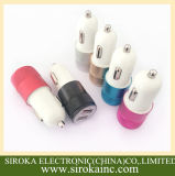 Chargeur de véhicule de téléphone cellulaire des doubles accès USB de la vente en gros 2