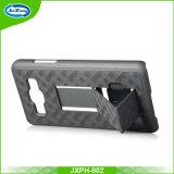 Shell-Webart-Pistolenhalfter-kombinierter Kasten für Apple iPhone 6 Bildschirm 4.7 Inch/On5 mit Treten-Stehen und schnallen Klipp um