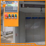 Fabrik-direktes Laden verwendeter Puder-Beschichtung-Stand