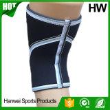 Manchon à genouillère à compression néoprène de 7 mm pour la course à pied / Athlétisme / Jogging / Randonnée pédestre