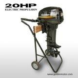 propulsión eléctrica externa eléctrica del motor eléctrico del barco 20HP externa para el infante de marina