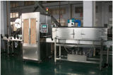 Máquina de etiquetado carbónica automática de la botella de la bebida del jugo de las bebidas