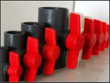 Robinet à tournant sphérique en gros de PVC de qualité