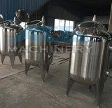 Tanque de armazenamento feito sob encomenda da água quente de aço inoxidável (ACE-CG-4A)