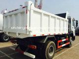 2017新しいHOWO 5トンの軽いダンプトラック6の車輪
