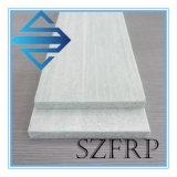 Strisce durature della barra piana della vetroresina di vetro di fibra di GRP