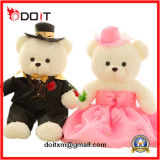 O luxuoso dos pares de ASTM carrega ursos do luxuoso do casamento