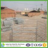販売のための熱い浸された電流を通された使用された馬の畜舎のパネル