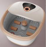 De Eigenschappen van Massager van het Bad van de voet met het Verwarmen Functie