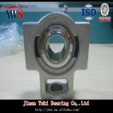 Bloco de descanso do rolamento do ferro de molde e do aço inoxidável UCT204 UCT205 UCT206