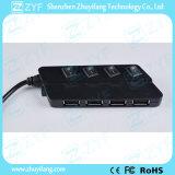 Blade Design 4 Port USB Hub 2.0 com LED (ZYF4215)