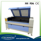 Mini machine de découpage de 6090 lasers de gravure du bois