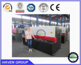 QC12K-25X2500 CNC Swing idraulico Beam Shearing e Cutting Machine