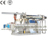 Máquina da extrusão da alimentação animal de resíduos do milho e do feijão