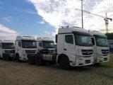 Beiben V3 de la cabeza de camiones 6X4 Camión Tractor remolque