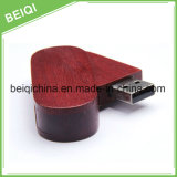 Entraînement flash USB spécial en bois de style spécial pour cadeau promotionnel