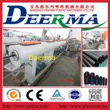 Linha de extrusão do tubo de HDPE utilizada