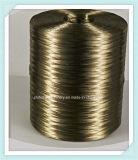 Vagueación unidireccional de la tela del basalto de la fibra de calidad superior de Bsalt
