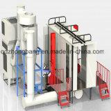 Schicht Booth für Fast Color Change mit ISO9001
