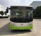 8 tester di bus elettrico puro della città per 40 passeggeri
