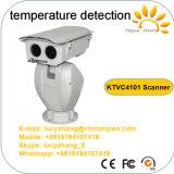 Câmara de segurança da deteção da temperatura do varredor