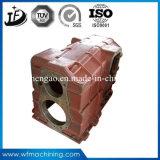 Intelaiatura della scatola ingranaggi del ghisa della sabbia di OEM/Customized per il macchinario della trasmissione