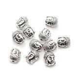 Buddha perla os grânulos tibetanos do espaçador cabidos para colares dos braceletes