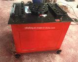 Fabbrica diretta fornita intorno alla piegatrice del tondo per cemento armato della macchina piegatubi Gw40 della barra d'acciaio